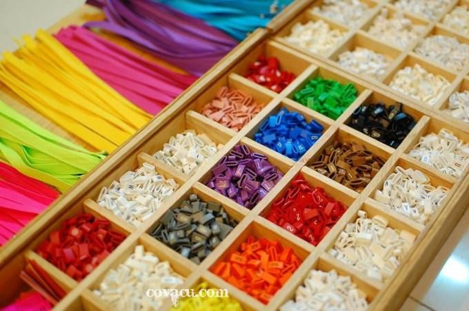 Nguyen vat lieu lam vong tay handmade