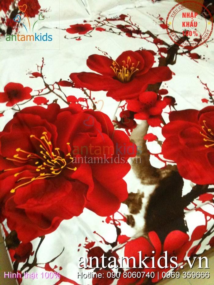 Chan ga goi 3D cao cap hoa hong antamkidsvn