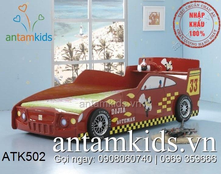 Giường xe ô tô cho bé trai, Giường xe ô tô cho trẻ em