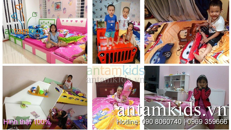 Bộ ga ra drap trải giường hoạt hình diney cao cấp cho bé trai bé gái