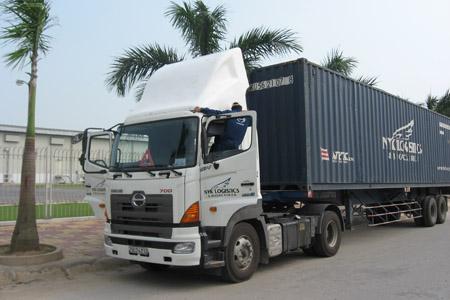 Đầu kéo Hino nhập khẩu