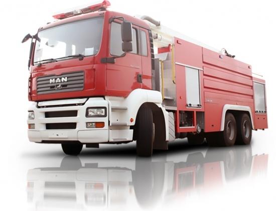 Xe chữa cháy nhập khẩu