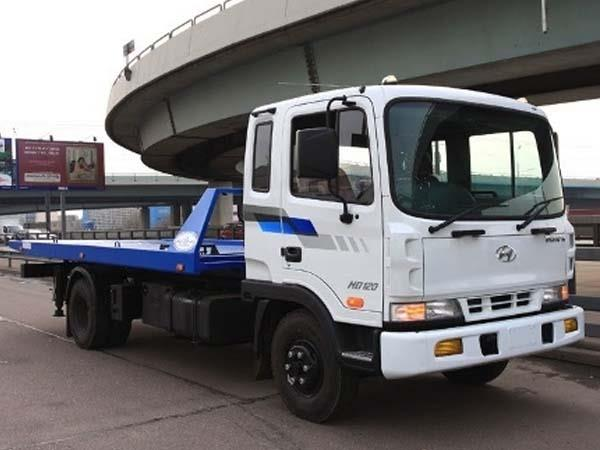 Xe cứu hộ Hyundai