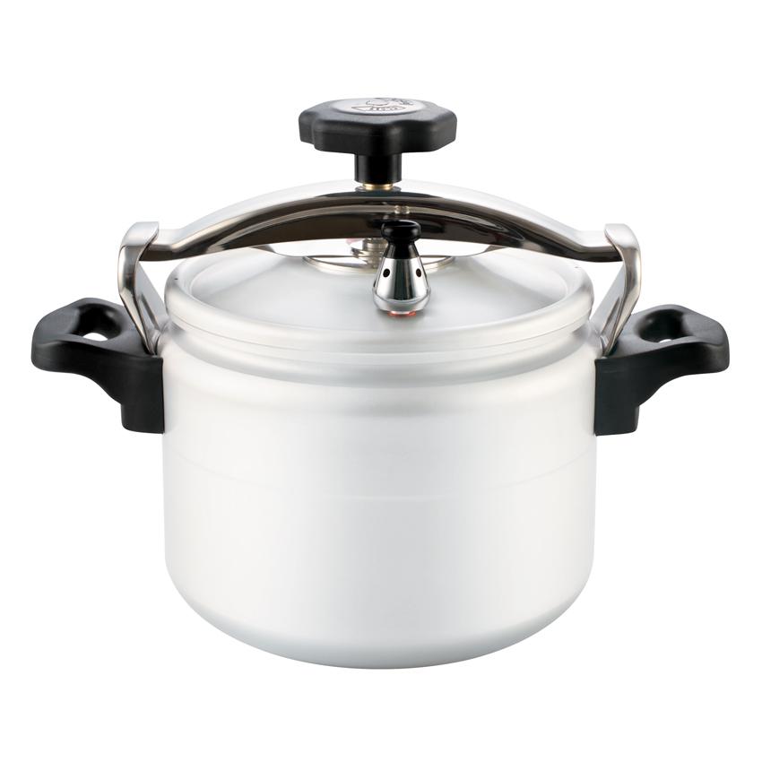 Nồi áp suất đun gas nấu thức ăn nhanh chín nhưng bạn phải canh lửa
