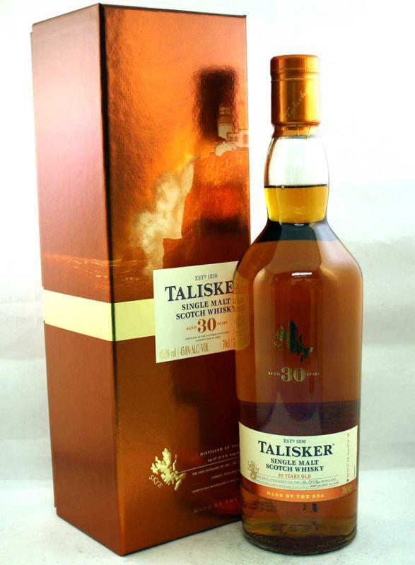 giá rượu Talisker 30 năm