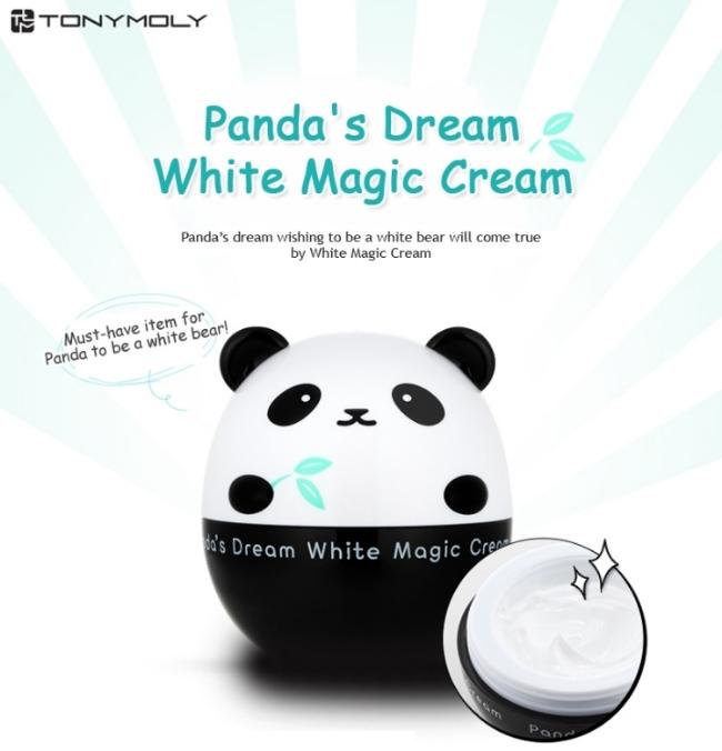 Panda's Dream White Magic Cream - Kem dưỡng trắng da