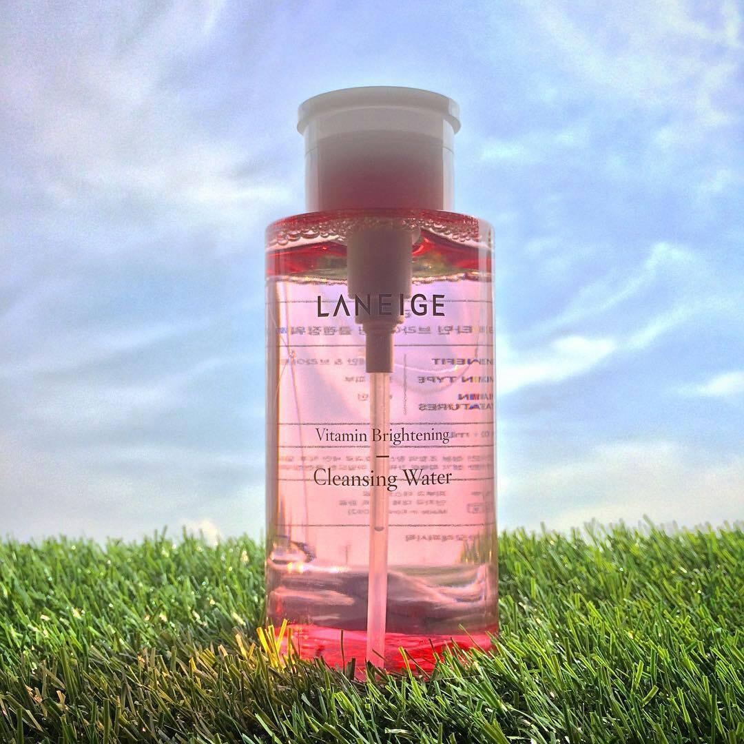 Nước tẩy trang Laneige Vitamin Brightening Cleansing Water