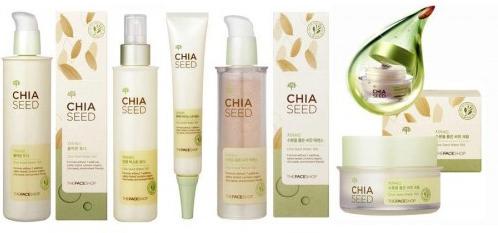 Bộ dưỡng Chia Seed The Face Shop