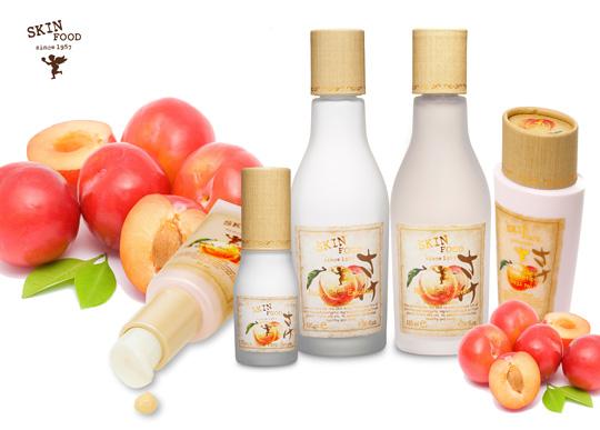 Bộ dưỡng đào Skinfood - Peach Sake