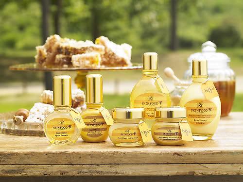 Bộ dưỡng mật ong Royal honey skinfood