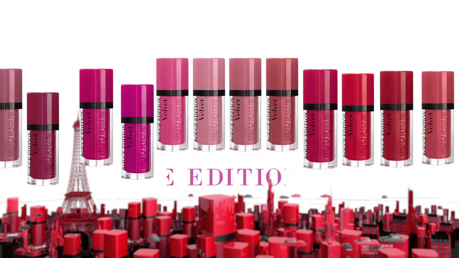 Son kem BourJois Rouge Edition Velvet