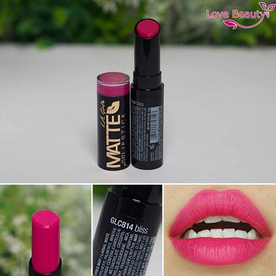 LA girl mate lipstick 814