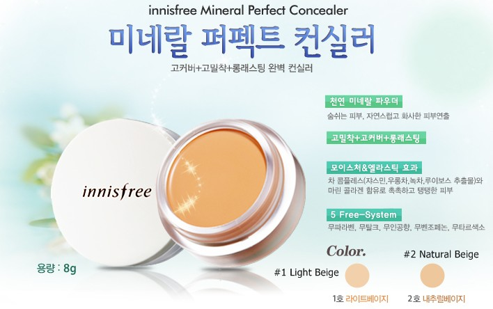 Mineral Perfect Cover Concealer