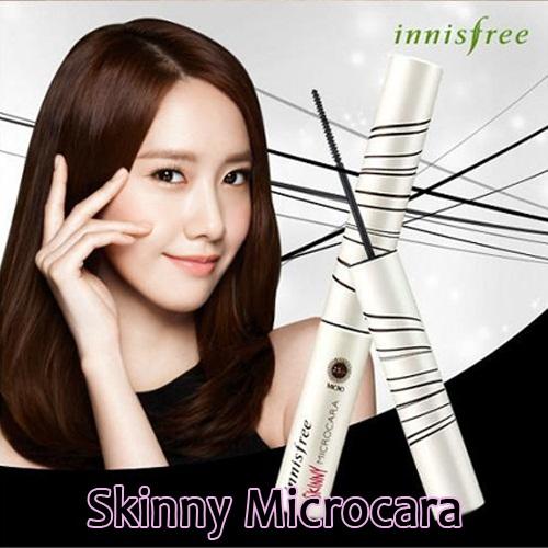 skinny waterproof microcara
