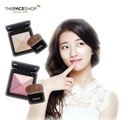 Face It lesson o4 Artist Cube Blusher the face shop