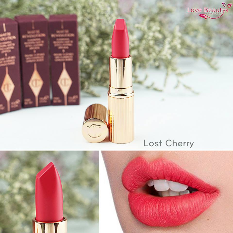 charlotte tilbury lost cherry