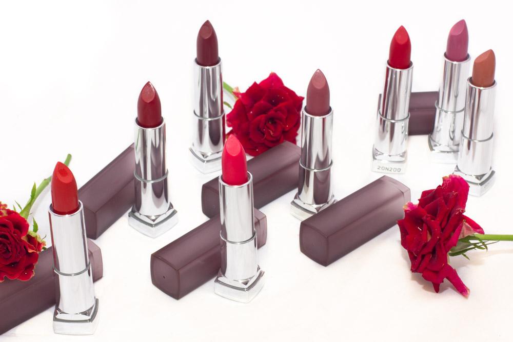 son Maybelline Color Sensational Creamy Matte Lipstick
