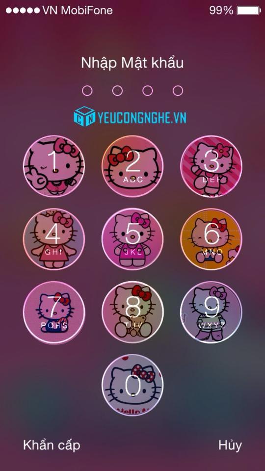 Chèn ảnh vào màn hình khóa iPhone, iPad với PicsArt Photo Studio - 20378