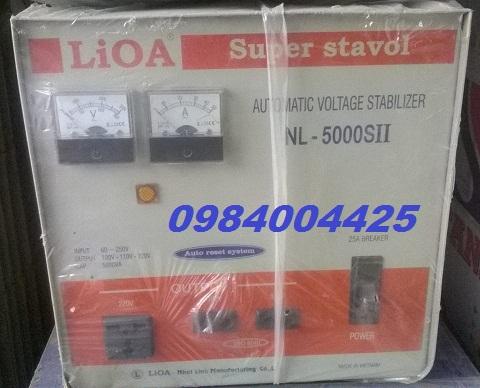 LIOA 5000W CŨ 1