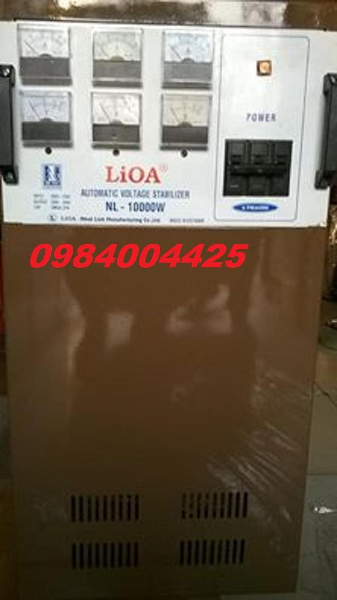 lioa 10000w cũ 3 pha