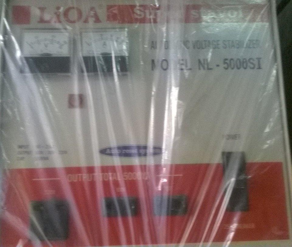 LIOA 5000W CŨ 2