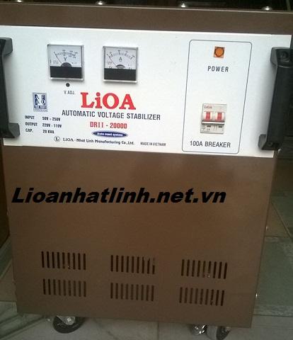 ổn áp lioa 20KVA( DRII - 20000)