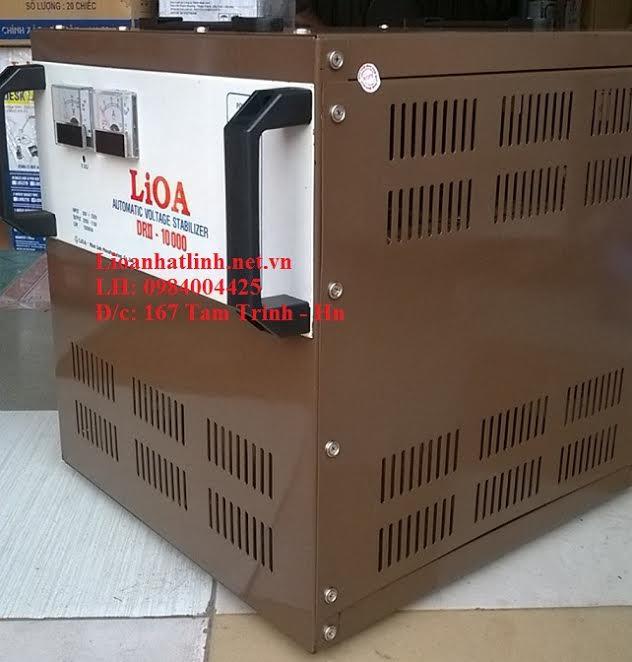 ỔN ÁP LIOA 10KVA TỒN KHO DẢI 50V - 250V