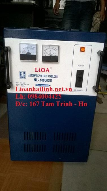 LIOA 10KVA ( NL - 1000SII) CŨ
