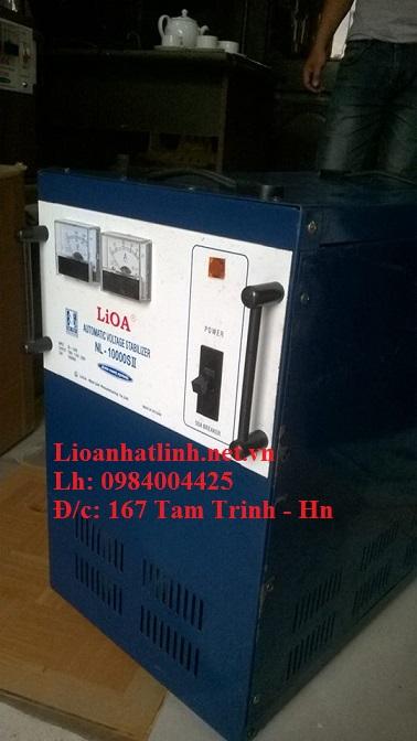 LIOA 10KVA CŨ ( NL - 1000SII) ĐẸP NHƯ MỚI