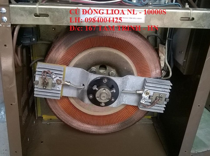 CỦ ĐỒNG LIOA NL - 10000S CŨ