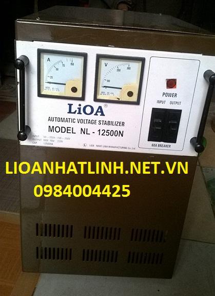 LIOA 12,5kva