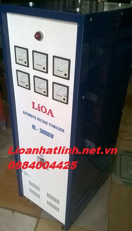 LIOA 30000W CŨ 3 PHA 1