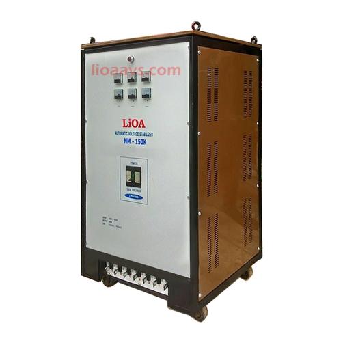 ổn áp lioa nm - 150k 3 pha