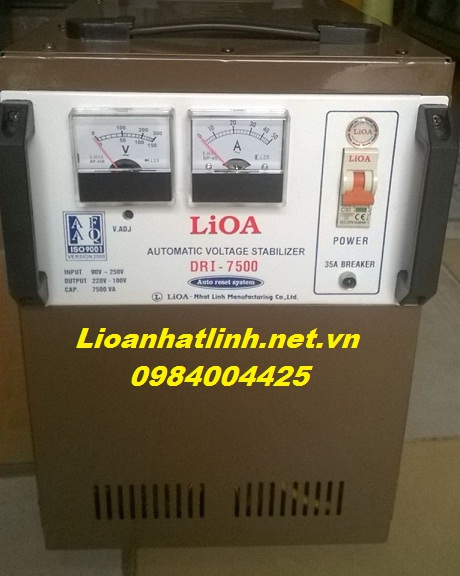 LIOA 7KVA DẢI 90V TK