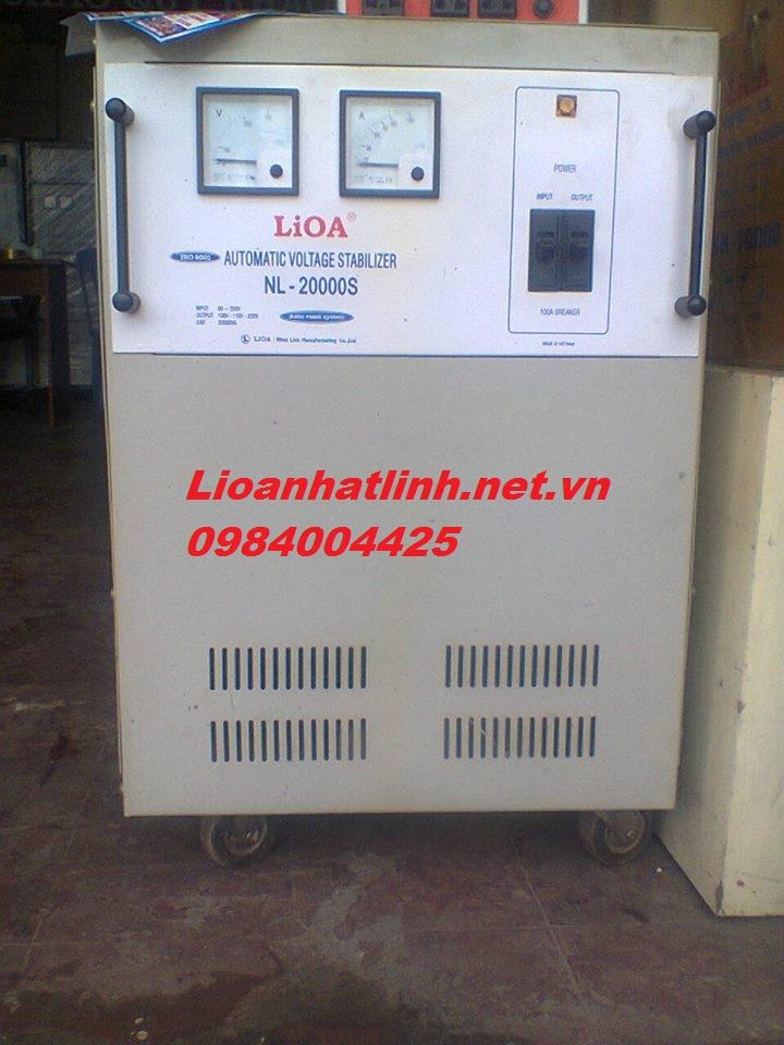 LIOA 20000W CŨ 2