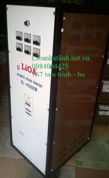 lioa 45000w 3 pha