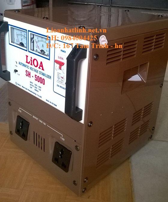 LIOA SH - 5000 MODEL 2016