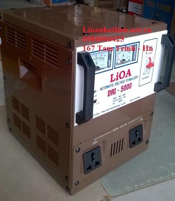 LIOA DRI - 5000 MODEL 2016