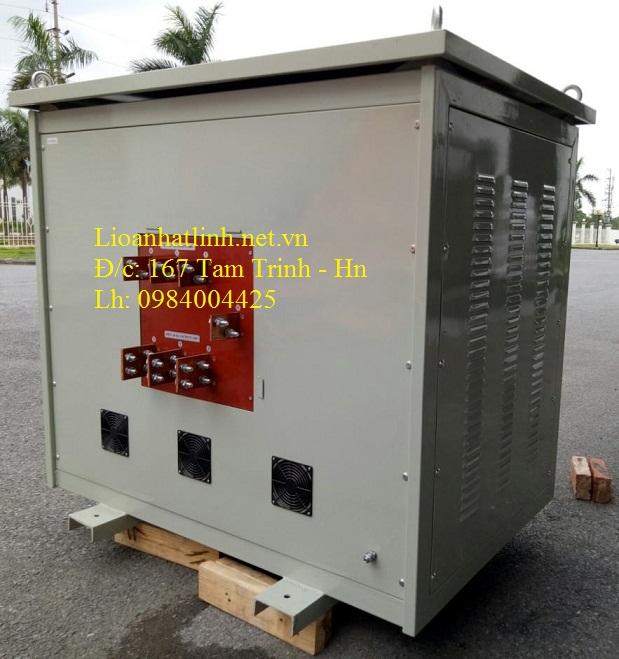 BIẾN ÁP LIOA 3 PHA 380V/220V - 400KVA