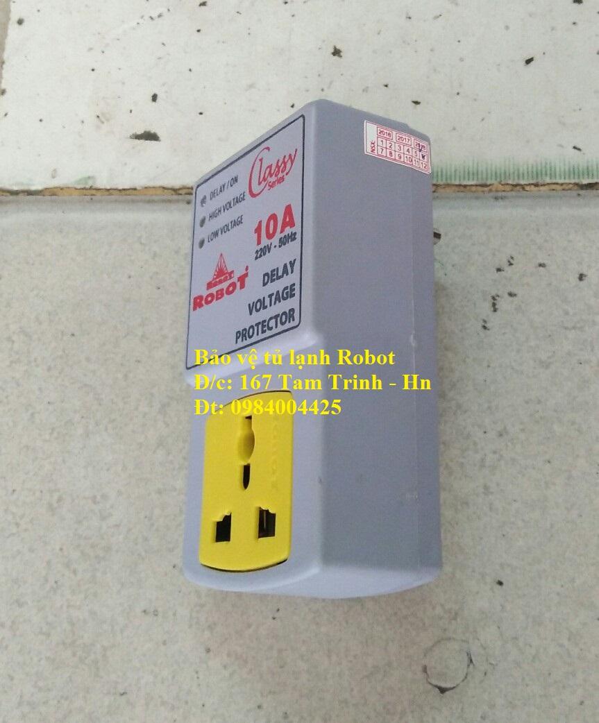 Thiết bị bảo vệ tủ lạnh robot