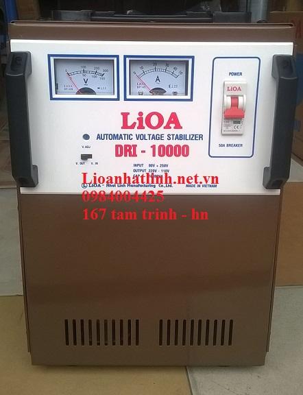 ỔN ÁP LIOA 10KVA(DRI-10000)