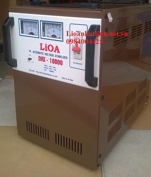 ổn áp lioa 10kw( dri - 10000)