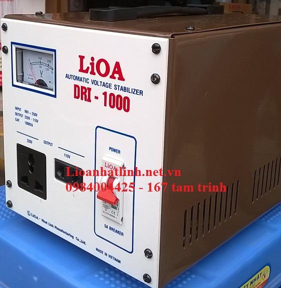 ỔN ÁP LIOA 1KVA ( DRI -1000)