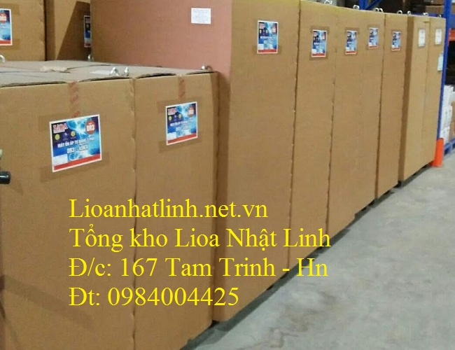 ỔN ÁP LIOA 100KVA 3 PHA MODEL DR3 - 100K II