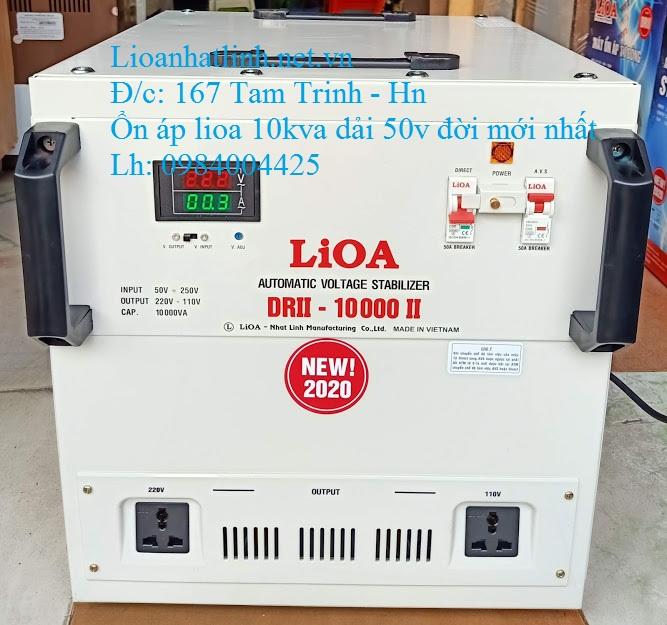 LIOA 10KVA DRII