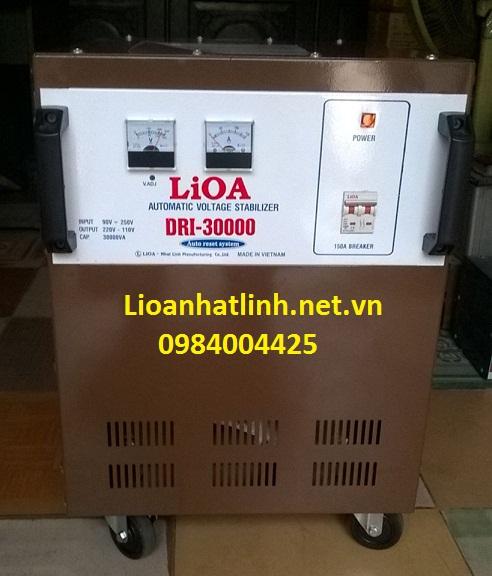 ỔN ÁP LIOA 30KVA ( 90V - 250V)