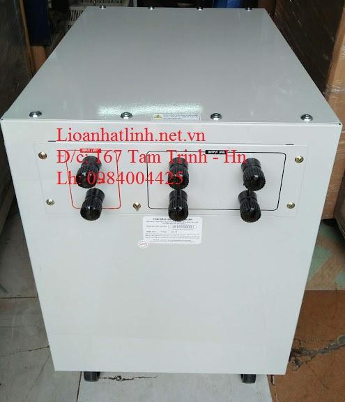 ỔN ÁP LIOA 50KVA SH - 50000 II