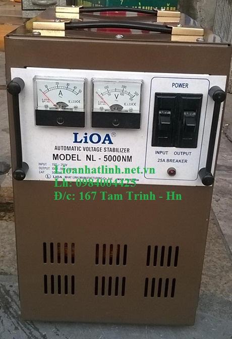 lioa nl - 5000nm cũ dải 150v - 250v