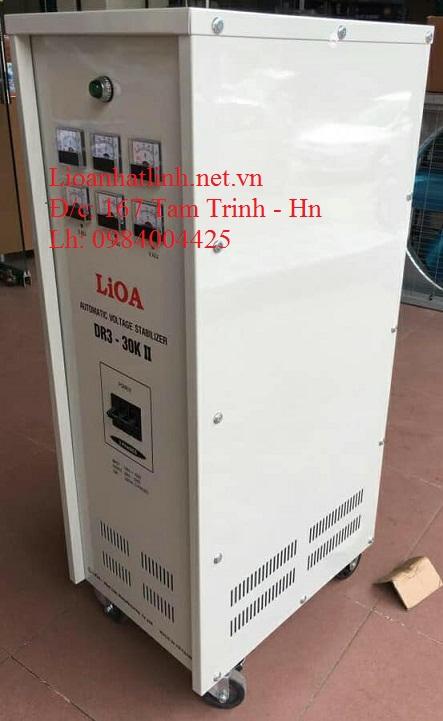 LIOA 3 PHA 30KVA DR3 - 30K II