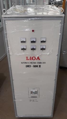 ỔN ÁP LIOA 60KVA 3 PHA MODEL DR3 - 60K II